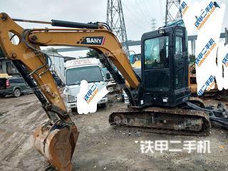 广东-广州市二手三一重工SY55U挖掘机实拍照片