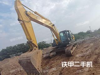 陕西-咸阳市二手住友SH260LC-6挖掘机实拍照片