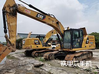 海南卡特彼勒新一代Cat?320液壓挖掘機實拍圖片