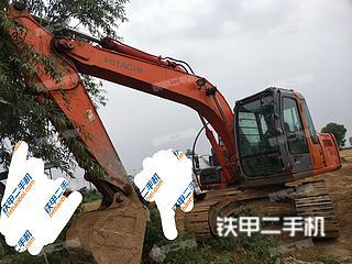 日立EX120-5挖掘機實拍圖片