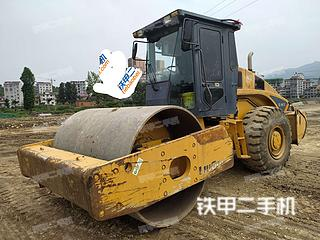 陕西-安康市二手柳工CLG622压路机实拍照片