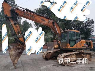 四川-内江市二手三一重工SY215C挖掘机实拍照片