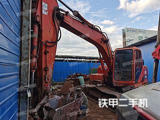 云南-楚雄彝族自治州二手斗山DH130LC-V挖掘机实拍照片