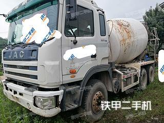 江淮重工HFC5252GJBL1T攪拌運輸車實拍圖片