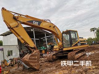 广东-湛江市二手卡特彼勒320B挖掘机实拍照片