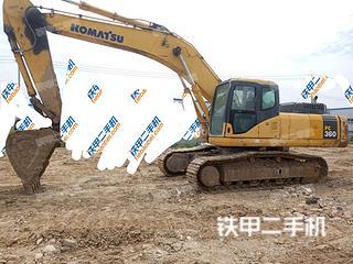 青島小松PC300-7挖掘機實拍圖片