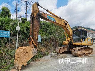 广东-清远市二手小松PC200-7挖掘机实拍照片