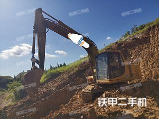 小松PC120挖掘機實拍圖片