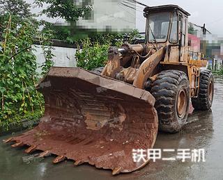 四川-雅安市二手柳工ZL50C基本型装载机实拍照片