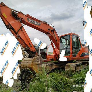 斗山DH150LC-7挖掘机实拍图片