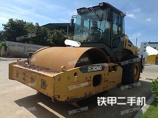 湖南-衡阳市二手徐工XS223J压路机实拍照片