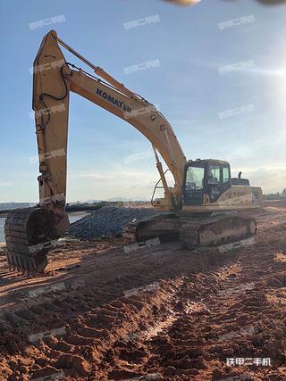 小松PC350-7挖掘機實拍圖片