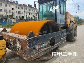 安徽-宣城市二手徐工XS222压路机实拍照片