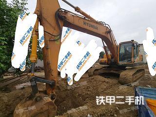 山东-济宁市二手现代R265LC-9挖掘机实拍照片