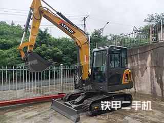 湖南-张家界市二手雷沃重工FR60E2-H挖掘机实拍照片