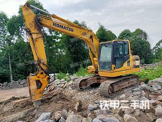 小松PC130-8M0挖掘機實拍圖片