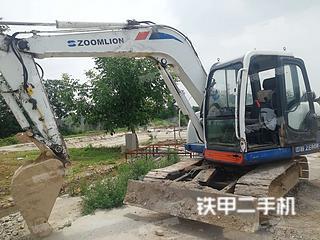 中聯重科ZE80E-I挖掘機實拍圖片