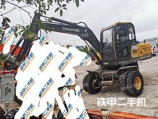 二手山河重工 SH85-9M 挖掘机转让出售