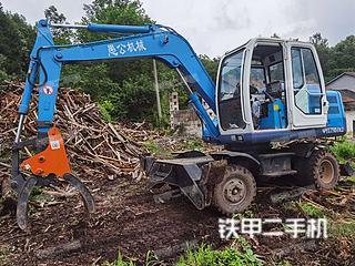 二手愚公机械 WYL75×2- 挖掘机转让出售