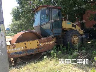 湖南-衡阳市二手柳工CLG620压路机实拍照片