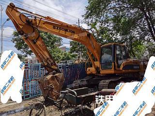 中聯重科ZE205E挖掘機實拍圖片