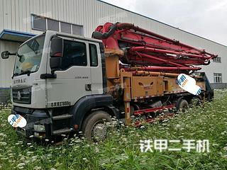 三一重工SYM5283THBDZ380C-8泵車實拍圖片