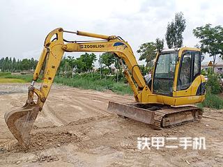中聯重科ZE60E-1挖掘機實拍圖片