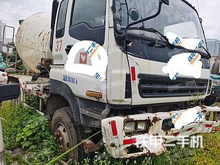 北奔重汽ND5257GJBZ攪拌運輸車實拍圖片