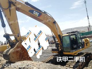 卡特彼勒340D2L挖掘機實拍圖片