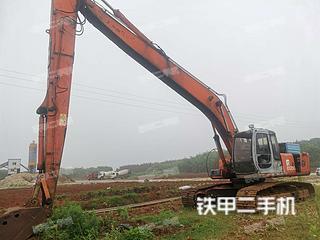 日立EX230LCH-5挖掘機實拍圖片