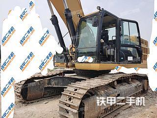 卡特彼勒349D2L液壓挖掘機實拍圖片