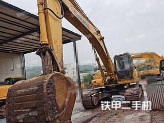 小松PC300-7挖掘機實拍圖片