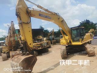 惠州小松PC350-7挖掘機實拍圖片