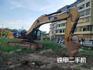 湖南-郴州市二手卡特彼勒336D2液压挖掘机实拍照片
