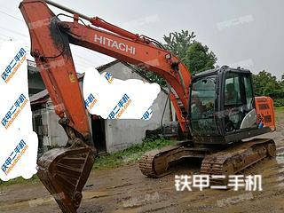 日立ZX130-5A挖掘機實拍圖片
