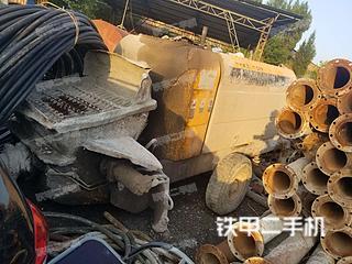 中联重科HBT60.13.90SU拖泵实拍图片