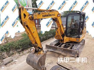 山东-济宁市二手龙工LG6065挖掘机实拍照片