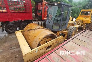 重庆-重庆市二手柳工CLG620压路机实拍照片