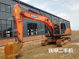 斗山DX215-9C挖掘機實拍圖片