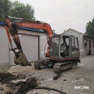 日立EX60-5挖掘機實拍圖片