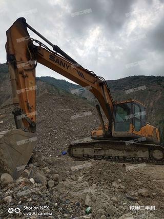 天水三一重工SY225C挖掘機實拍圖片
