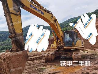 武漢小松PC360-7挖掘機實拍圖片
