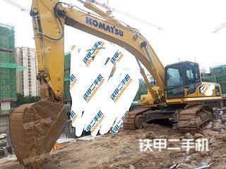 青島小松PC360-8M0挖掘機實拍圖片