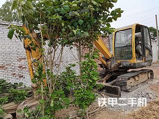 河北-石家庄市二手玉柴YC60-8挖掘机实拍照片