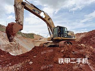 卡特彼勒340DL液壓挖掘機實拍圖片