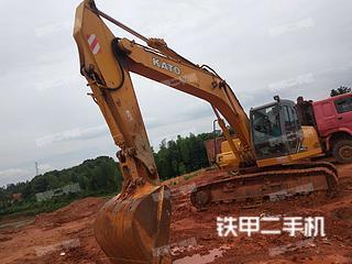 二手加藤 HD820-6 挖掘机转让出售