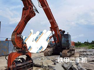日立ZX360LC-3G多功能長臂式挖掘機實拍圖片