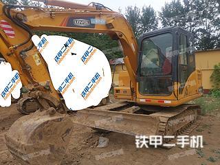 北京-北京市二手雷沃重工FR80H挖掘机实拍照片