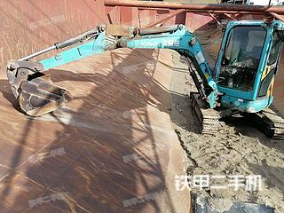 久保田KX135-3SZ挖掘機實拍圖片