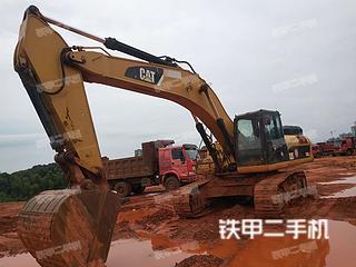 江西-九江市二手卡特彼勒336D液压挖掘机实拍照片